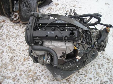 Двигатель Шевроле Лачетти 1,6