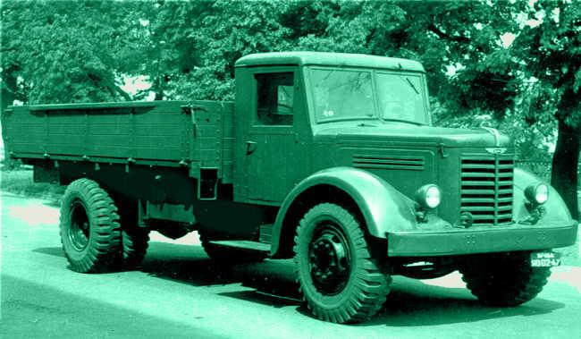 МАЗ-200 Буйвол