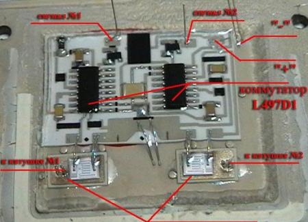 2115 ремонт систем зажигания: