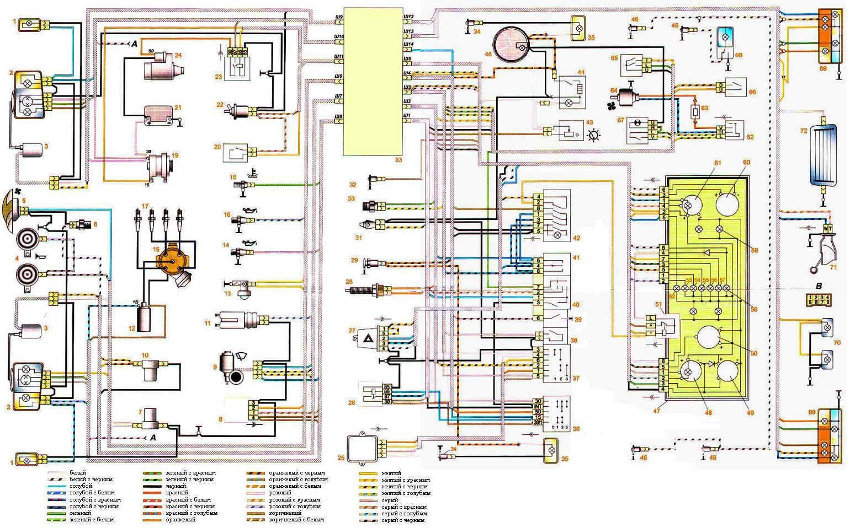 ВАЗ 21 54 инжектор: технические характеристики