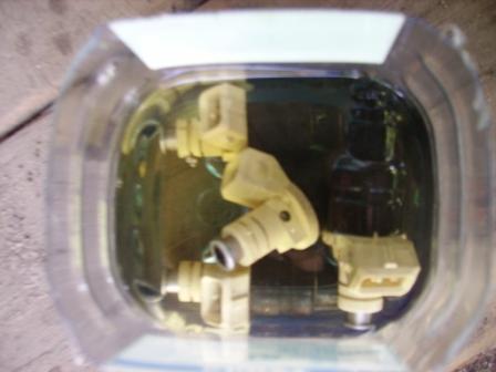 Чистка форсунок ваз 21099