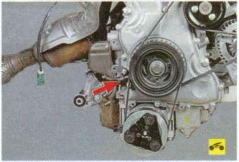 двигателем - Форд Фокус 2