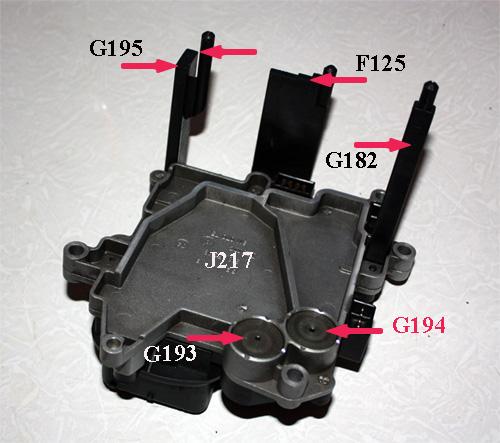 Ремонт Multitronic Audi