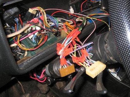 Замена электропроводки Ваз