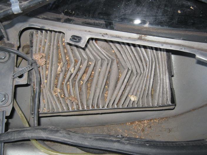 Как заменить воздушный фильтр на калине 2