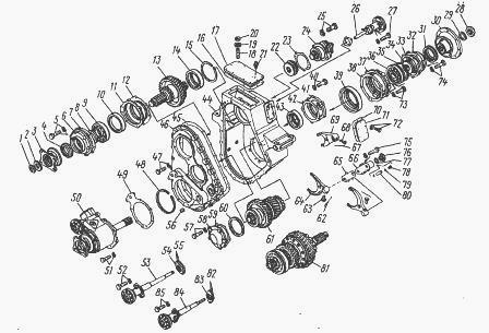 схема электропроводки Камаз 4310