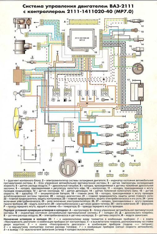 Схема электрическая ЭСУД