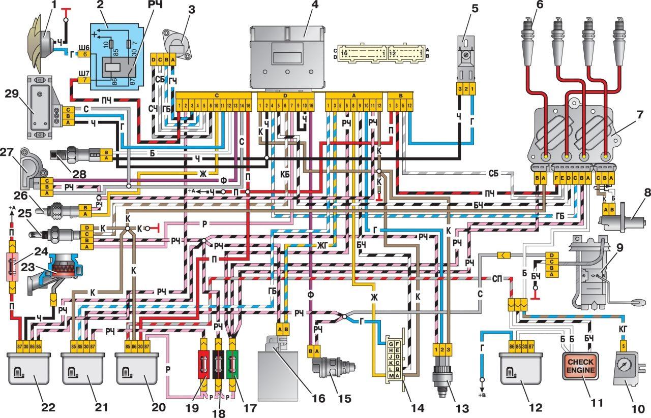 Ваз 21 53 установка инжектора и датчиков - YouTube