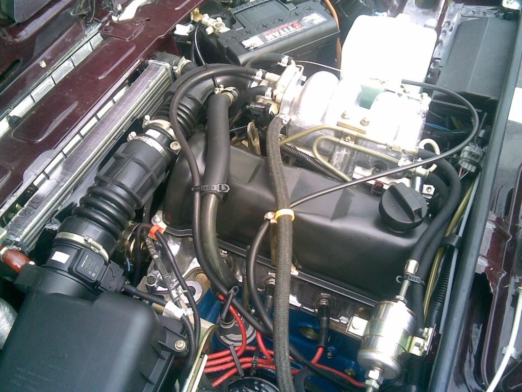 Ремонт двигателя ваз 2107 инжектор своими руками