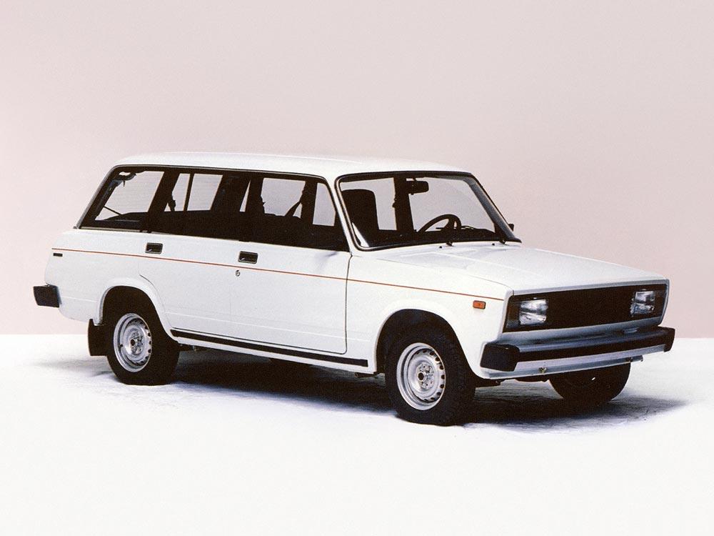 Автомобиль ВАЗ 2104 и его