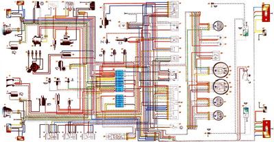 электрическая схема лада гранта норма