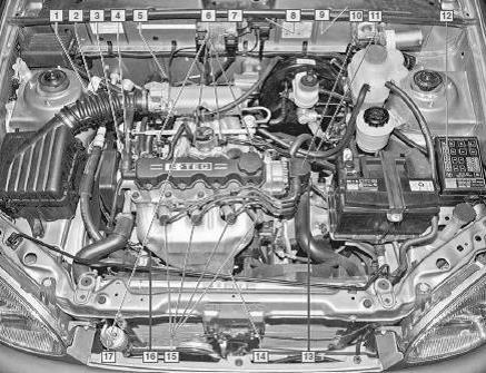 двигателем Шевроле Ланос