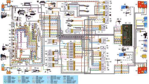 Схема отопителя ваз 21214