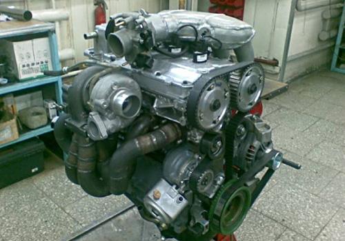 Двигатель Лада Гранта Спорт