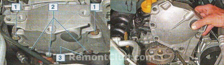 Замена ремня грм рено логан 1.4 фото 3