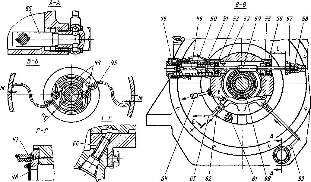 Гидропривод вентилятора