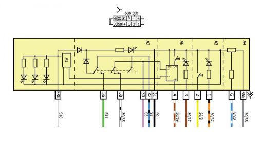 Схема МУС типа Люкс
