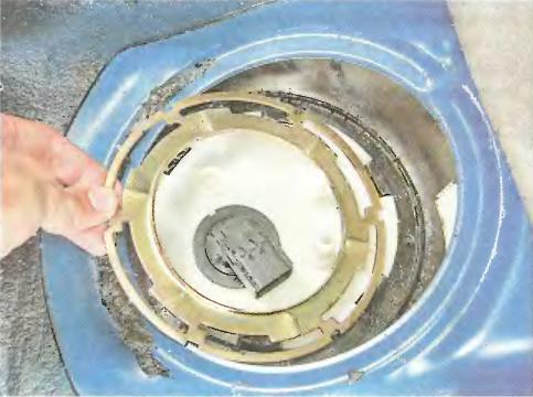 модуль топливного насоса