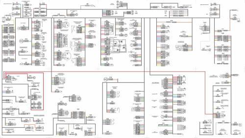 Схема КАМАЗ 5410