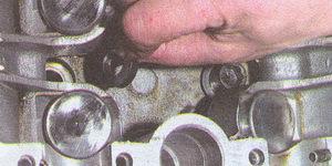 Замена гидрокомпенсаторов змз 405 своими руками