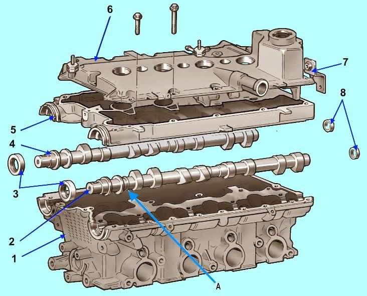 ВАЗ-2170 Приора двигатель