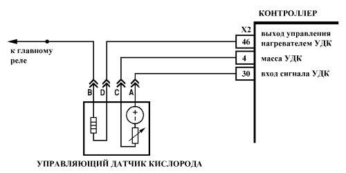 Замена управляющего датчика