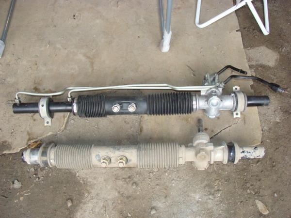 Ремонт рулевой рейки на ланосе своими руками 374