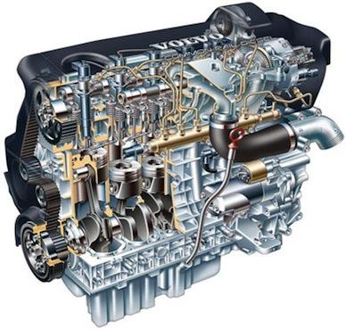 Инжекторные двигатели