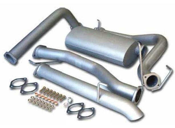 ВАЗ 2109-08 выхлопная система
