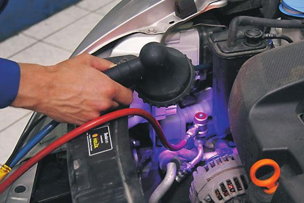 Диагностика кондиционера автомобиля своими руками