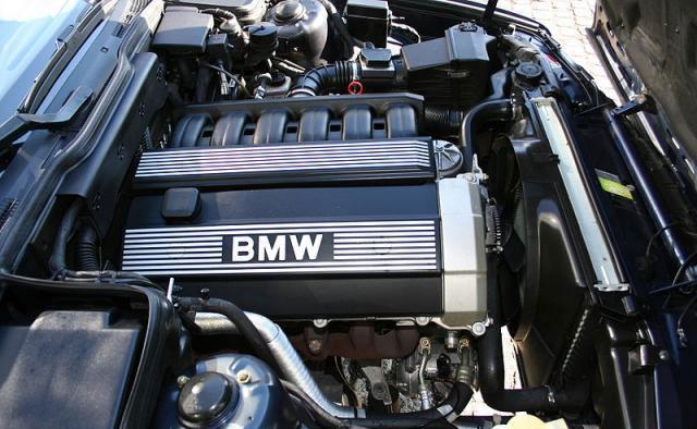 Переборка двигателя БМВ