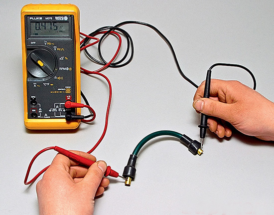 Фото №15 - как проверить высоковольтные провода ВАЗ 2110