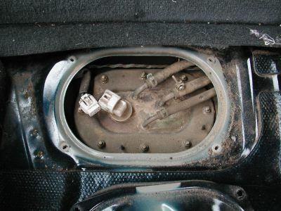 Фото №2 - как проверить бензонасос на ВАЗ 2110