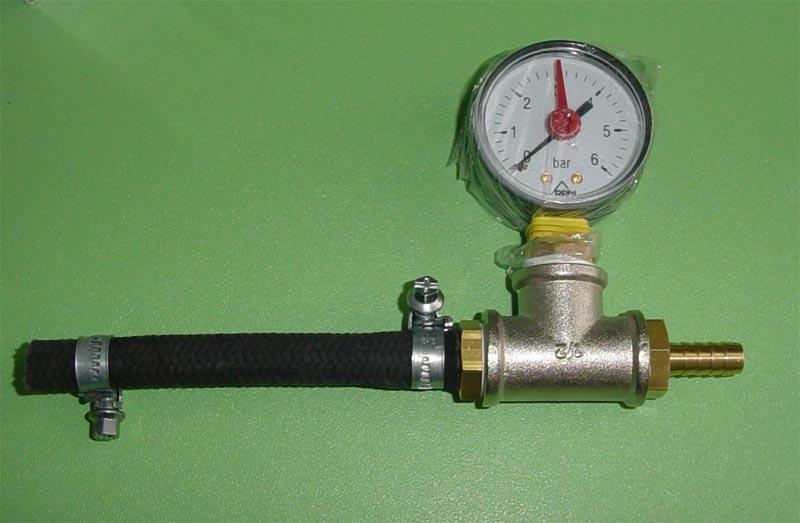 Фото №12 - клапан регулировки давления топлива ВАЗ 2110