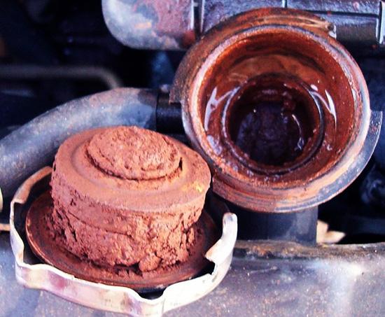 Фото №29 - промывка системы охлаждения ВАЗ 2110