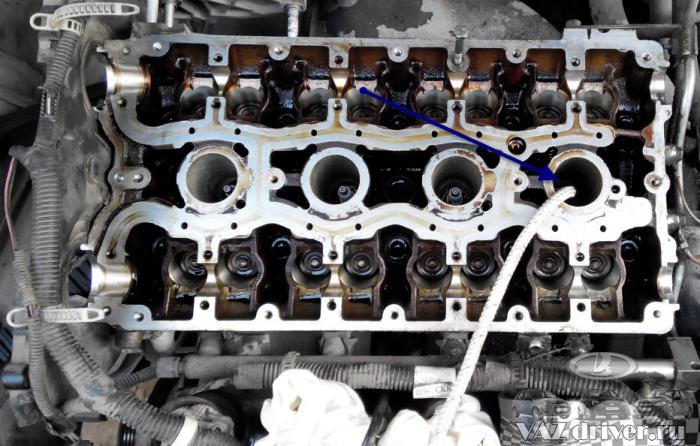 Фото №13 - признаки износа маслосъемных колпачков ВАЗ 2110