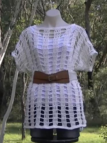 Создаем летние блузки своими